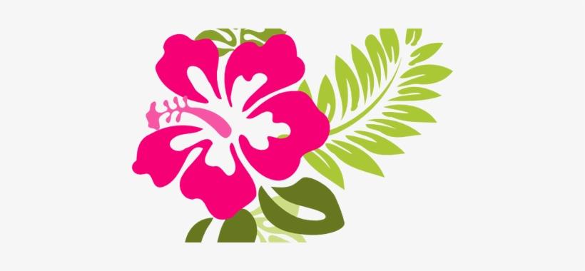 Beautiful Flowers Hawaiian Flower Vector - Hawaiian Flower Clipart Png