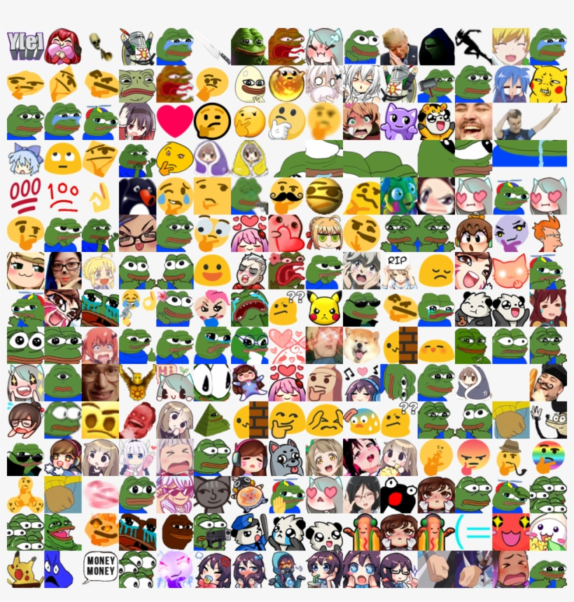 Photoshop Discord And Twitch Emotes Or Memes For You