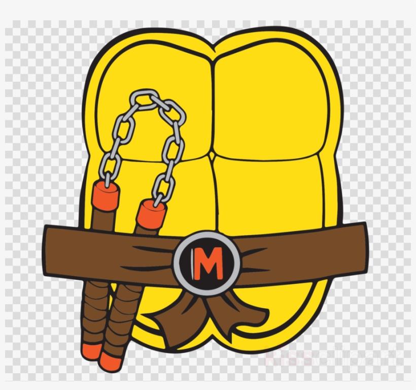 Ninja Turtle Shell Clip Art Clipart Teenage Mutant - Ninja ...