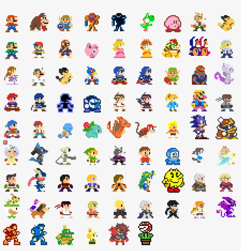 Everyone Is A Super Mario Maker Mystery Mushroom The Brawlcats