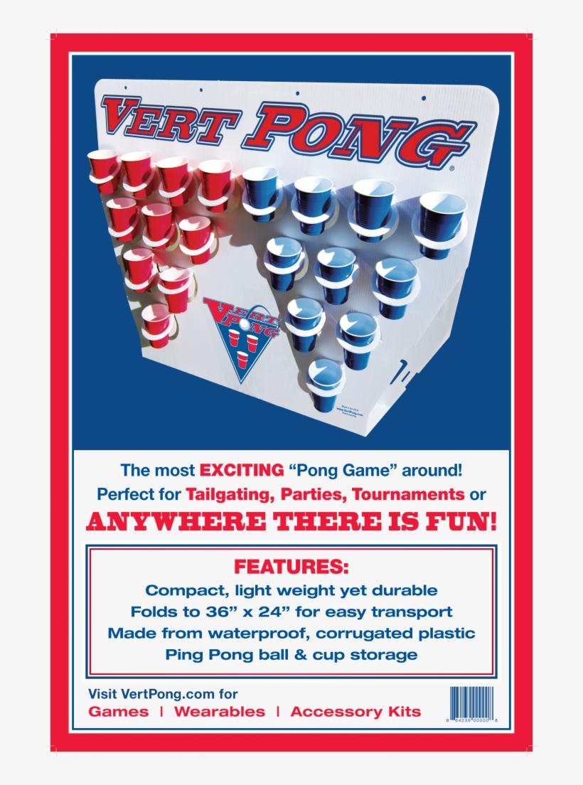 vert pong coupon code