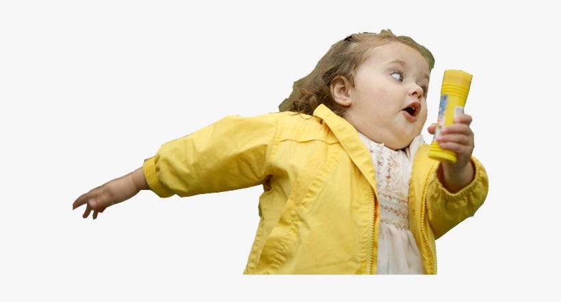 Girl Running Meme Transparent PNG - 800x533 - Free Download on NicePNG