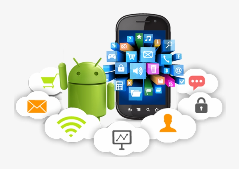 Android App Development - Service Phone Android Software Transparent