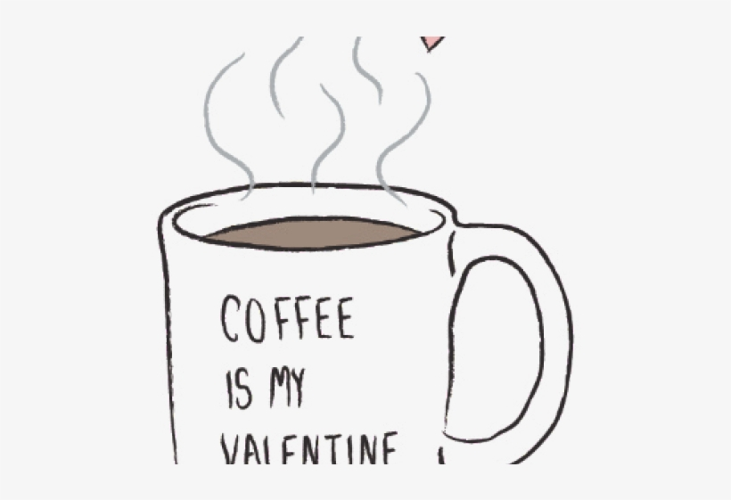 Teacup Clipart Png Tumblr Valentines Day Coffee Quotes Transparent Png 640x480 Free Download On Nicepng