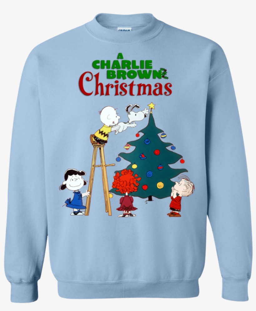Charlie Brown Christmas Sweater Charlie Brown Christmas 50th
