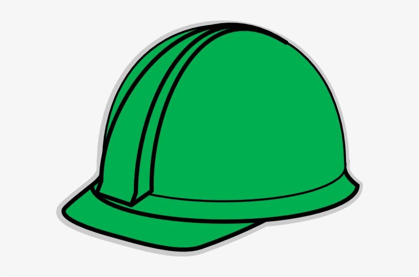 2acca145dee Green Hard Hat Clip At Clker Com - Hard Hat Clip Art Transparent PNG ...