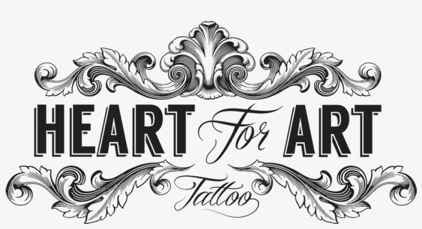 Heart With Banner Tattoo Designs Desktop Backgrounds Heart For Art Transparent Png 960x488 Free Download On Nicepng
