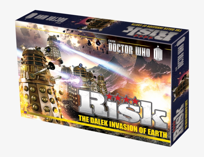 Risk Doctor Who Edition Doctor Who Risk Board Game Transparent Png 700x552 Free Download On Nicepng