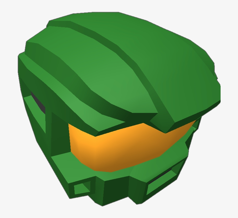 This Is Master Chief S Helmet From The Halo Franchise