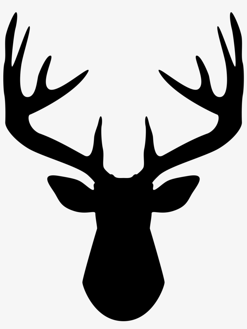 File Example Wikimedia Commons Open Deer Antler Svg Free Transparent Png 2000x2000 Free Download On Nicepng