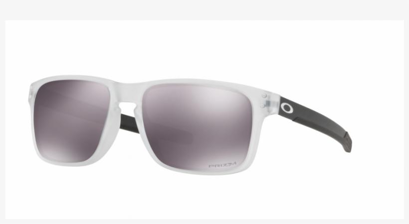 0758b8751e7 Prescription Oakley Holbrook Mix Sunglasses - Oakley Holbrook Mix Sunglasses  - Matte Clear   Prizm