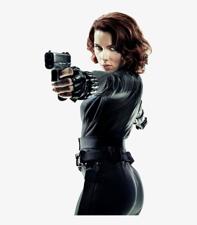 scarlett johansson black widow sexy