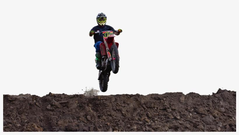 Dirt Bike Ramp >> Motocross Jump Airborne Dangerous Dirtbike Ramp Motorcycle