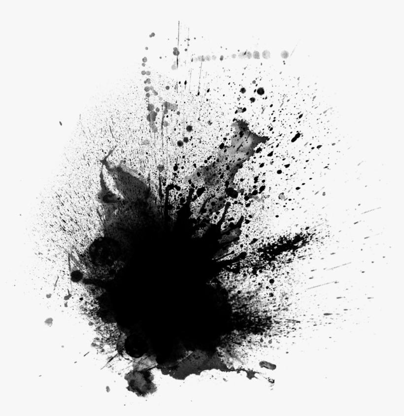 black splash png black stickersplashcolor color splash - color splash png