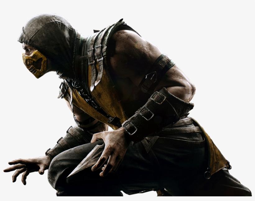 Categorycharacters Mortal Kombat Wiki Mortal Kombat X Scorpion