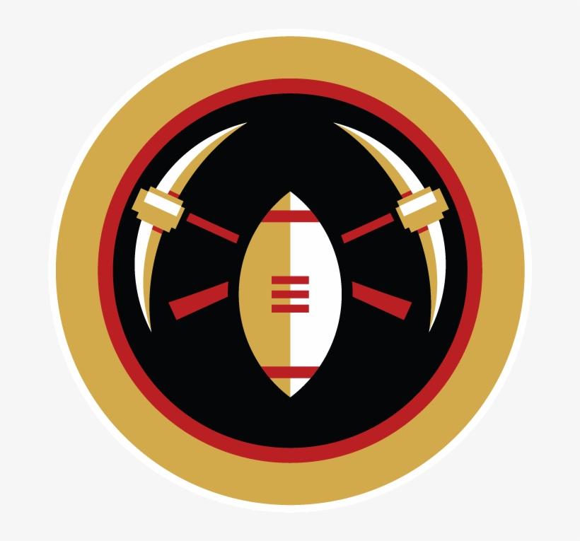 49ers Fantasy Football Logos@nicepng.com