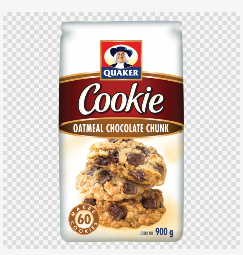 Quaker Double Chocolate Muffin Mix Clipart American Oatmeal Chocolate Chip Muffin Mix Transparent Png 900x900 Free Download On Nicepng