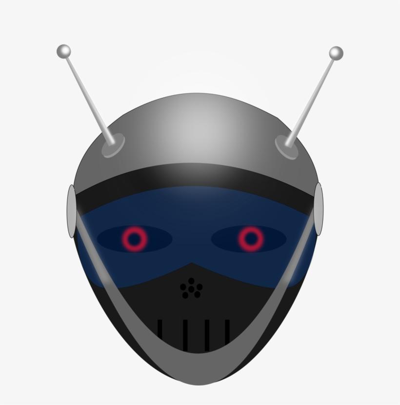 Humanoid Robot Android Face Nao Rosto De Robo Desenho