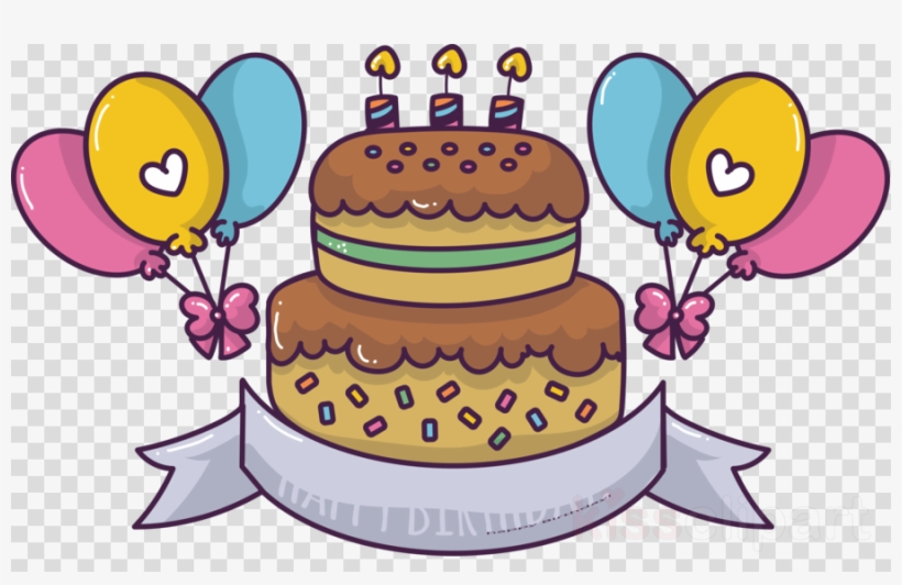 Surprising Cartoon Cake Png Clipart Cupcake Chocolate Cake Cute Cartoon Funny Birthday Cards Online Hendilapandamsfinfo