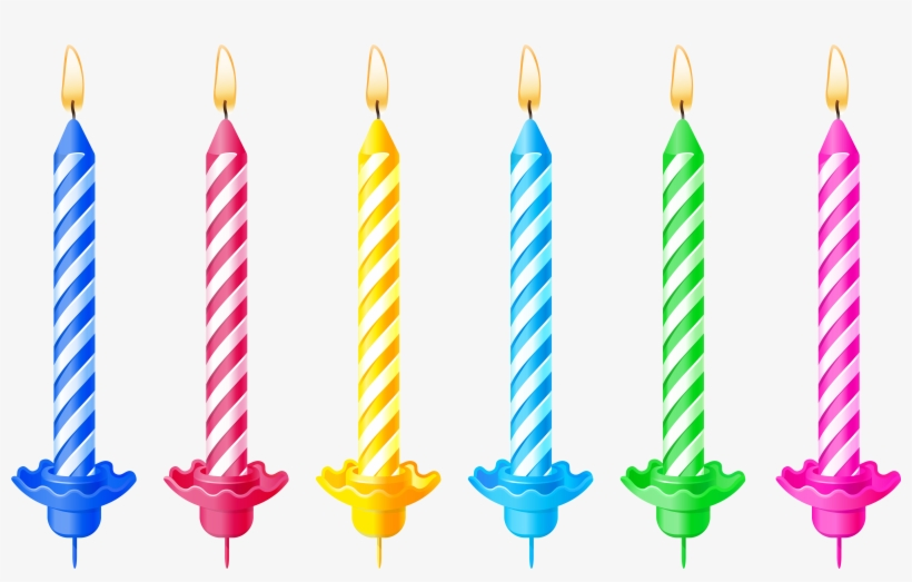 Birthday Candle Free Birthday Candle Transparent Background Transparent Png 6997x4288 Free Download On Nicepng