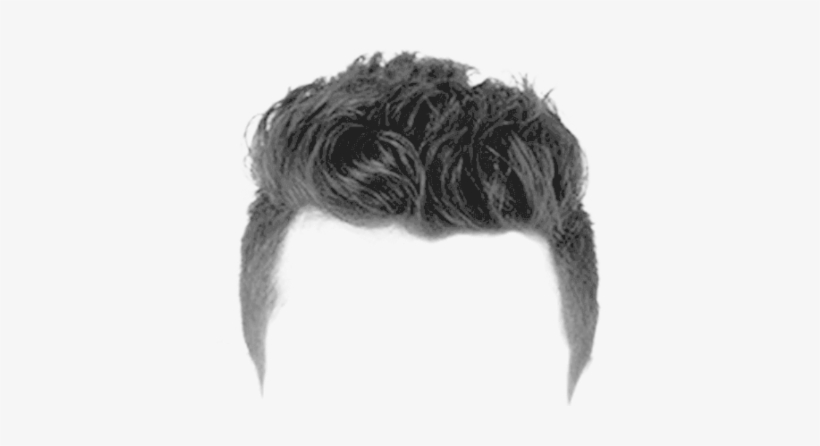 Hairstyle Transparent Images Pluspng Png Hair Style Man