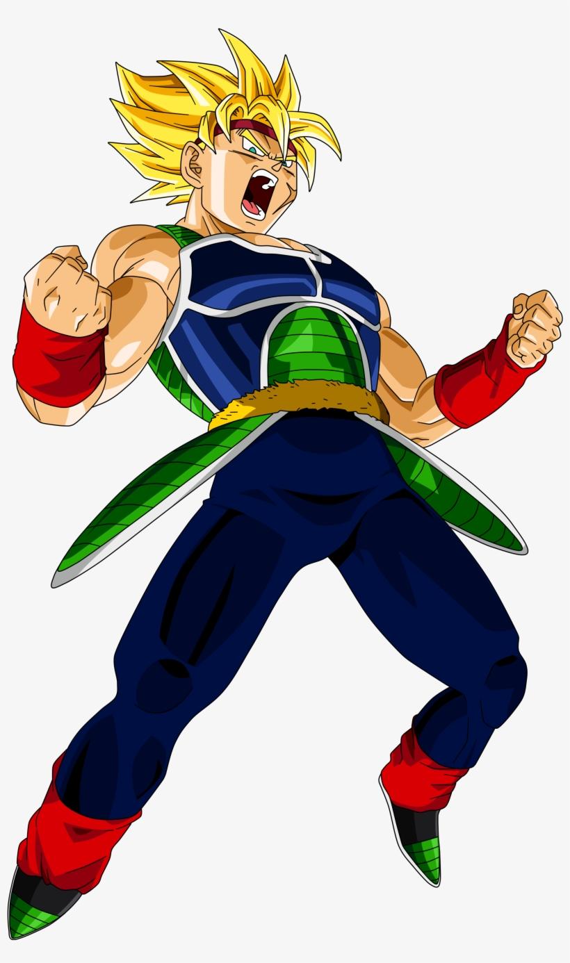 Bardock Dragon Ball Z