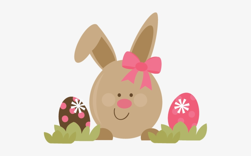 Easter bunny peeking. Png picture cute clipart