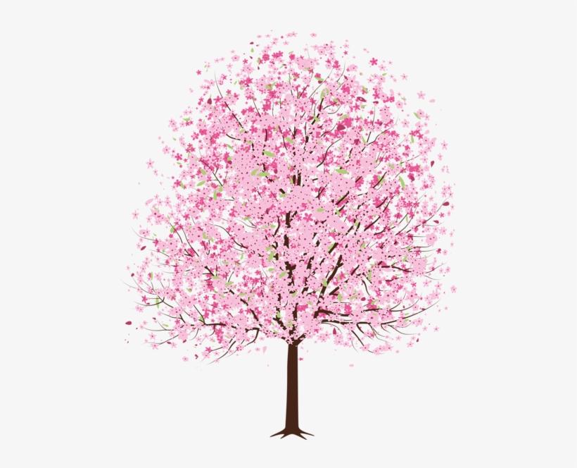 Cherry Tree Clipart Anime Cherry Blossom Arvore De Cerejeira
