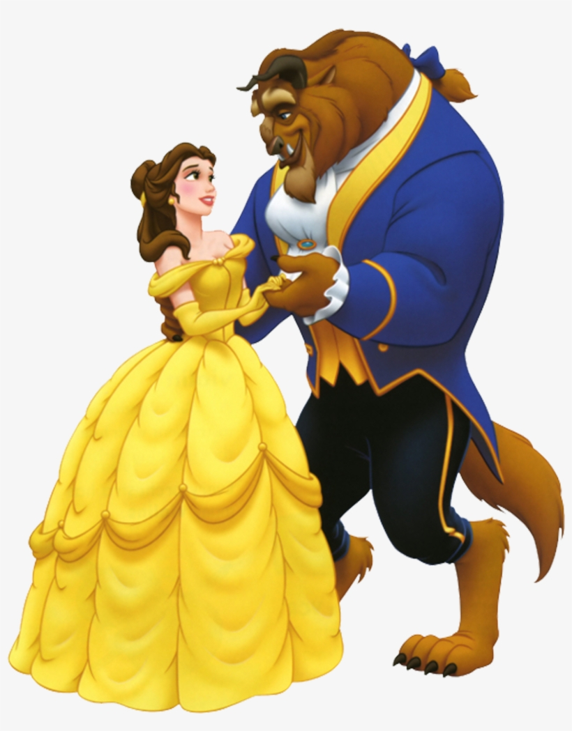 Beauty And The Beast Animation - Bella Y La Bestia Disney