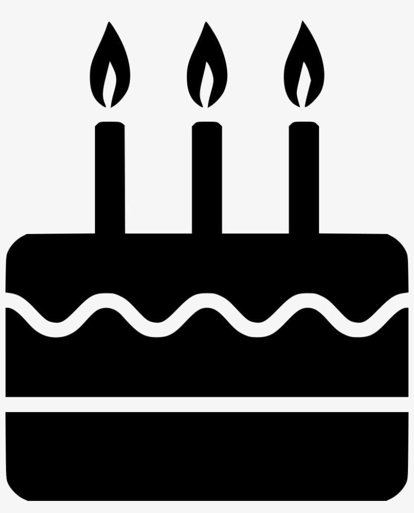 Birthday Cake Birthday Cake Icon Free Png Transparent Png