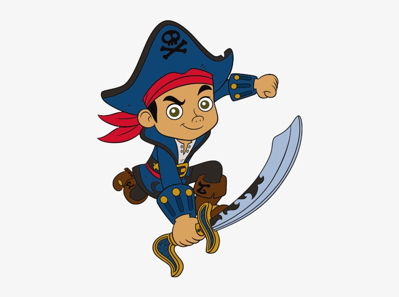 Disney Clipart Captain Captain Jake And The Neverland Pirates Png Transparent Png 440x537 Free Download On Nicepng