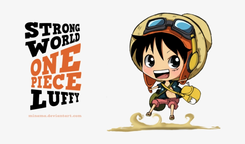 One Piece Images Chibi Luffy Wallpaper And Background