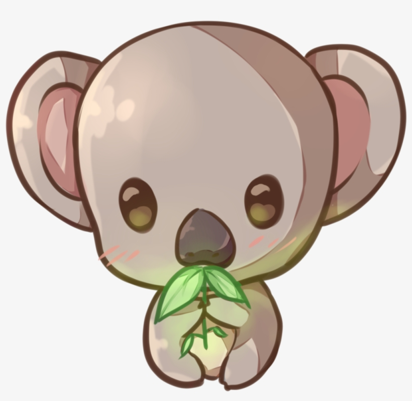 Transparent Koala Kawaii Kawaii Koala Png Transparent Png