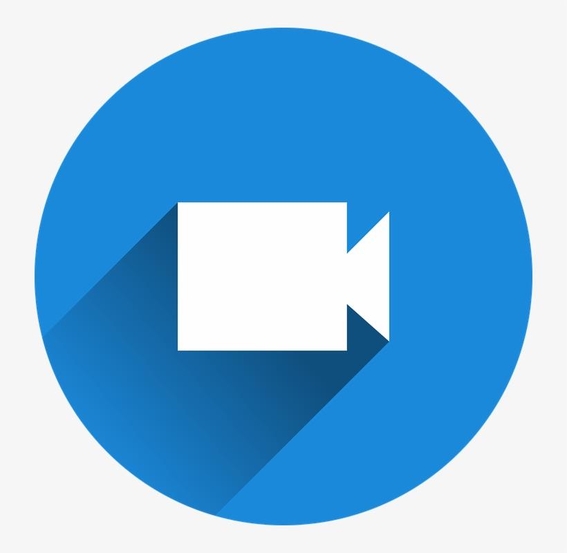 Facebook Messenger Instant Video Linkedin Circle Logo