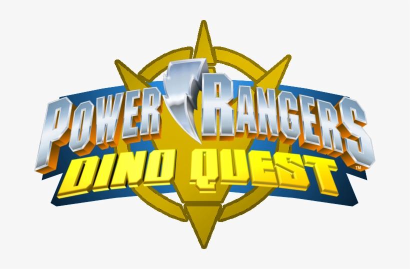 Power Rangers Dino Quest Logo Power Rangers Dino Thunder Base