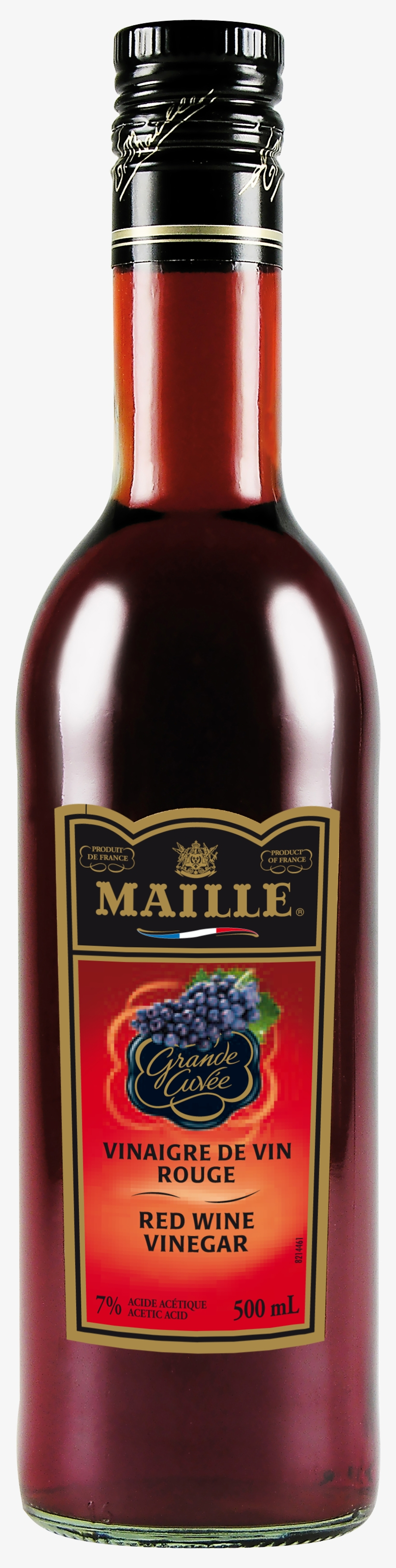 Deco Tonneau De Vin 816 red wine vinegar - vinaigre de vin maille transparent