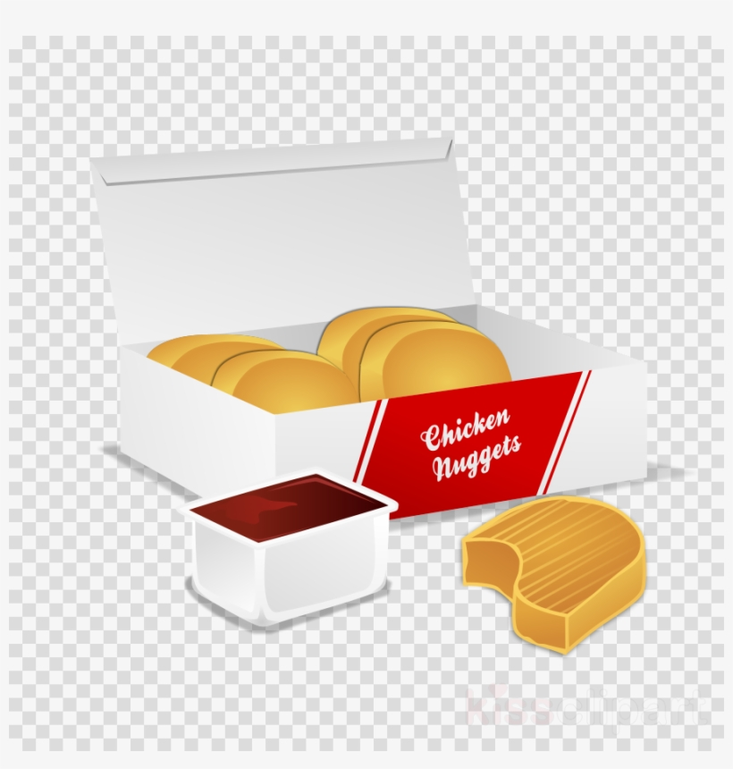 Junk Food Vector Png Clipart Chicken Nugget Junk Food Clipart Fast