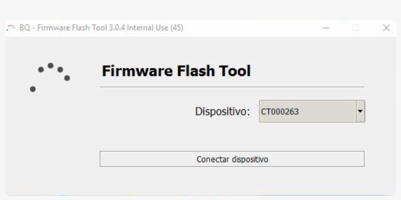 The Application Might Not Read The Serial Number Correctly - Flash