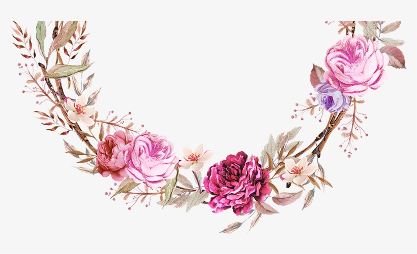 Frames Floral Em Png Para Baixar Frames Floral Em Png