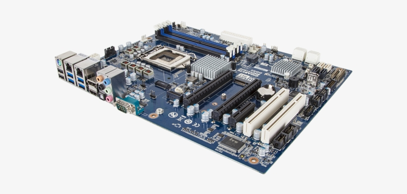 Motherboard Png Photo - Gigabyte Mw31-sp0 Atx Server