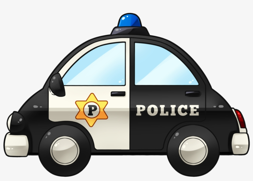 Clip Arts Related To Police Car Cartoon Png Transparent Png 1000x654 Free Download On Nicepng