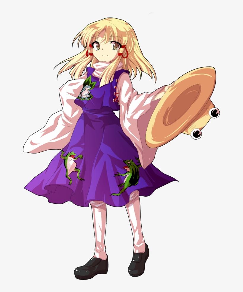 Alphesstyle Blondehair Dairi Dress Girl Hat 守矢 諏訪