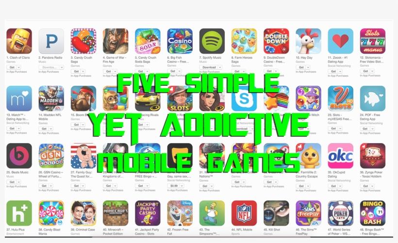 addicting games on app store free