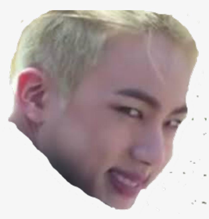 Jin Funny Face Jin Btsjin Bts Freetoedit Freetoedit Bts Jin Icon