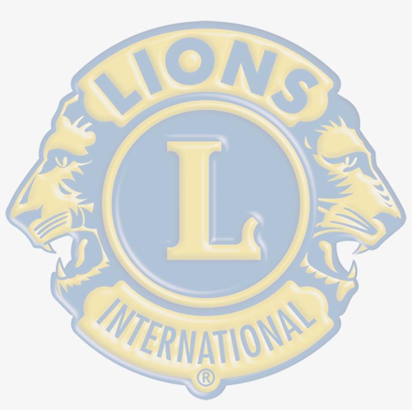 Logo Lions Club International Transparent Png 960x909 Free