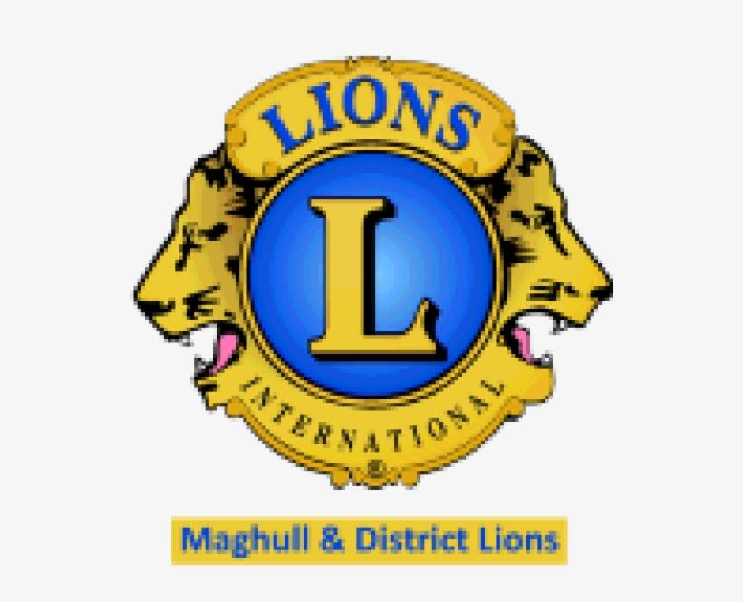 Logo Lions Clubs International Transparent Png 600x600 Free