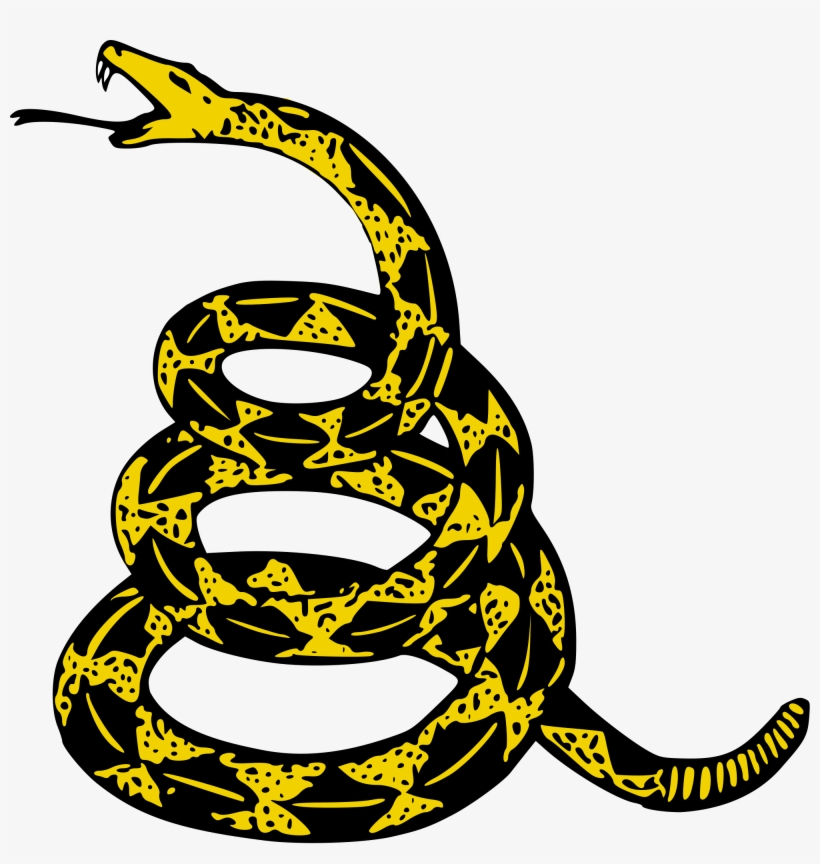Gadsden Snake Png Don T Tread On Me Leg Tattoo Transparent Png