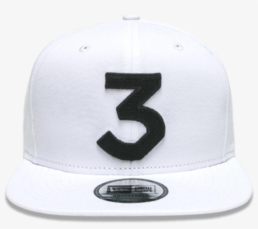 22d9b594e6812 Hat Clipart Rapper - Chance The Rapper Hat White Transparent PNG ...