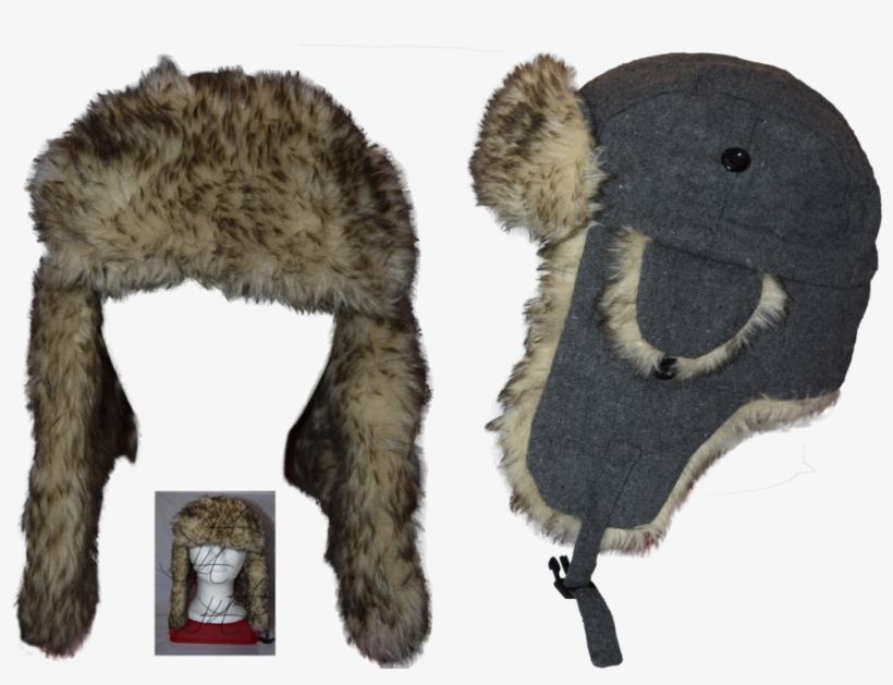 8e84f08545805 Vector Royalty Free Download Ushanka Fur Hat Png Stock - Fur Hat Transparent  Png