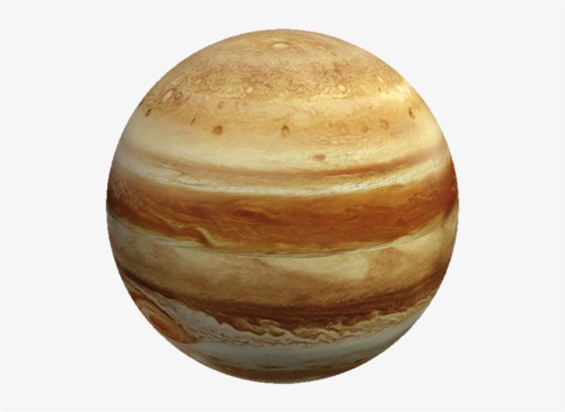 Jupiter Transparent Background - Planeta Jupiter Con Png ...